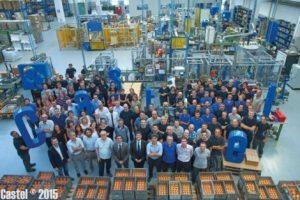 کارخانه کستل - Castel - پیشرو صنعت آزما