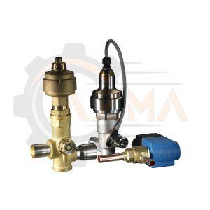 الکترونیکی یا برقی (Electronic expansion valves) - پیشرو صنعت آزما