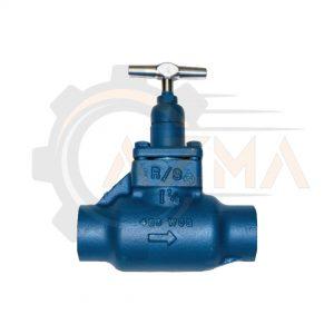 شیر دستی (Manual valve) - پیشرو صنعت آزما