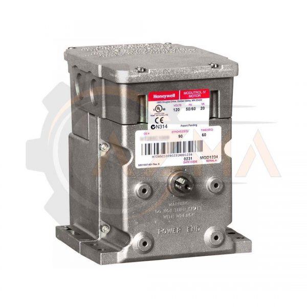محرک الکتریکی تدریجی هانیول سری Modutrol IV کد M9484F1057 , M9184A1019 - پیشرو صنعت آزما