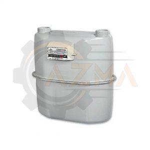 کنتور گاز دیافراگمی گازسوزان کد G10 / GS-76-010A-پیشرو صنعت آزما