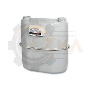 کنتور گاز دیافراگمی گازسوزان کد G16 / GS-76-016A-پیشرو صنعت آزما