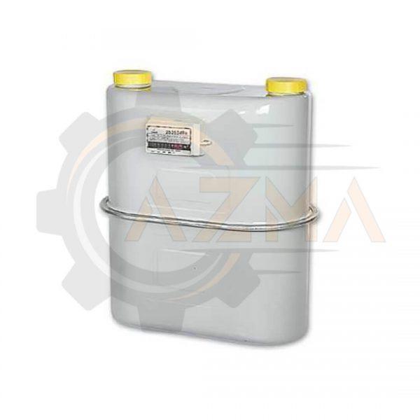 کنتور گاز دیافراگمی گازسوزان کد G25 / GS-80-025B-پیشرو صنعت آزما