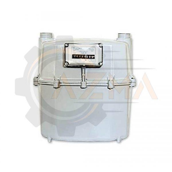 کنتور گاز دیافراگمی گازسوزان کد G6 / GS-84-06C-پیشرو صنعت آزما