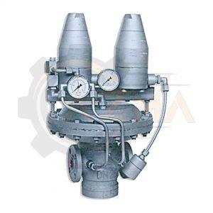 رگلاتور گاز صنعتی گازسوزان کد: GS-76-100-پیشرو صنعت آزما