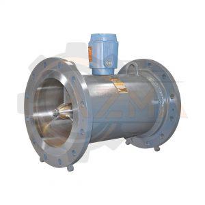 کنتور گاز توربینی (Turbine meters) - پیشرو صنعت آزما