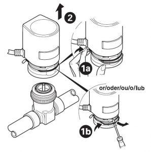 کوپل کردن محرک الکتریکی شیر هانیول سری MT4-230 - پیشرو صنعت آزما