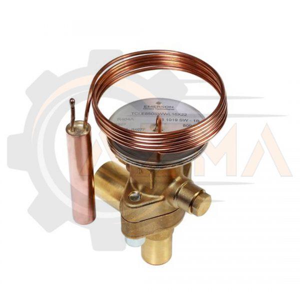 شیر انبساط ( اکسپنشن ولو TIRE ( expansion valve آلکو ALCO-پیشرو صنعت آزما