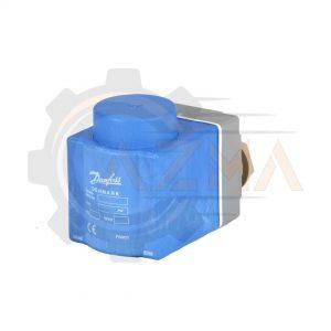 بوبین شیر برقی سوکت دار دانفوس Danfoss کد BF230AS - پیشرو صنعت آزما