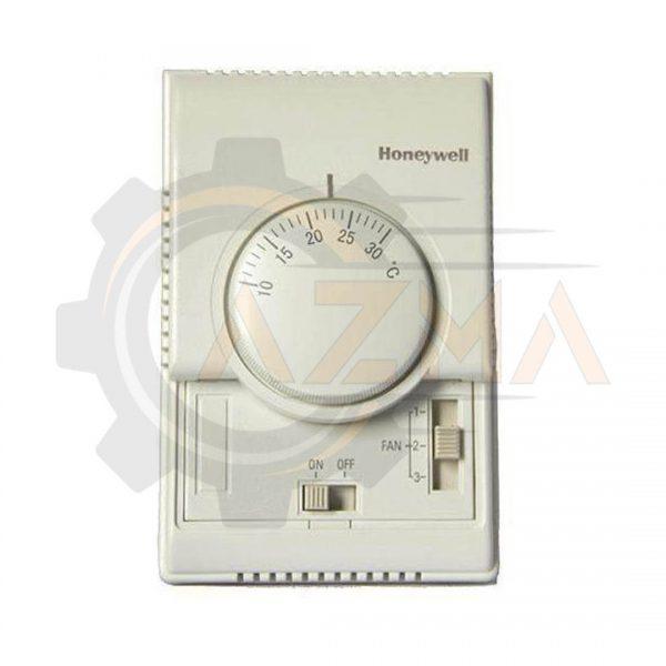 ترموستات اتاقی فن کوئل هانیول کد T6373 - پیشرو صنعت آزما