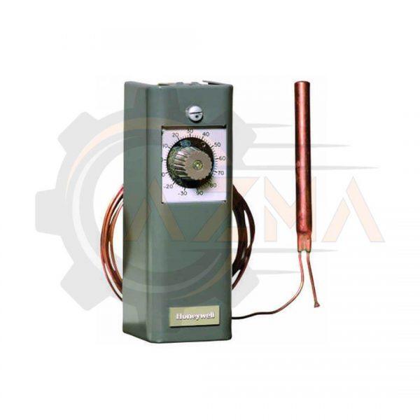 کنترلر دما دنباله دار هانیول سری T678 کد T678A1155 , T678A1395 , T678C1005 - پیشرو صنعت آزما