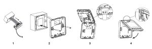 دستور العمل نصبترموستات هانیولمدل TF428 Series O3 - پیشرو صنعت آزما