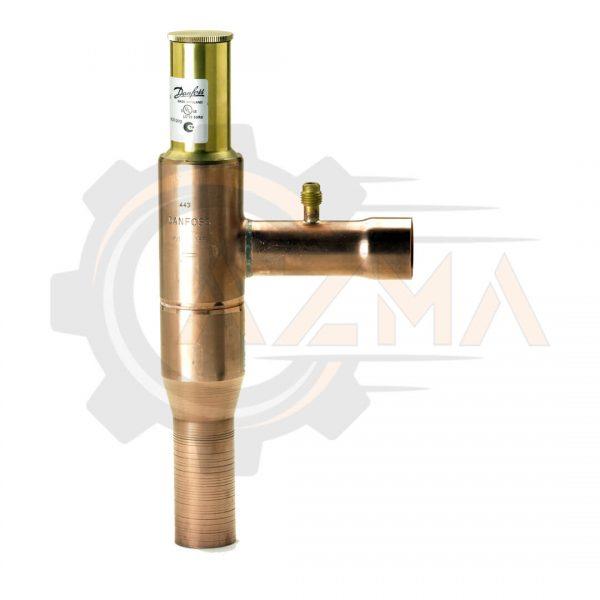 رگلاتور فشار دانفوس Danfoss مدل 28 KVL کد 034L0046 - پیشرو صنعت آزما