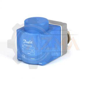 بوبین شیر برقی سوکت دار دانفوس Danfoss مدل BE024AS کد 018F6707 - پیشرو صنعت آزما
