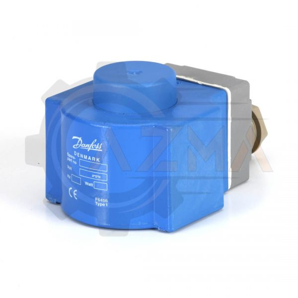 بوبین شیر برقی سوکت دار دانفوس Danfoss مدل BG024DS کد 018F6857 - پیشرو صنعت آزما