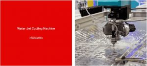 دستگاه برش جت آب هاگلر Hogller - پیشرو صنعت آزما