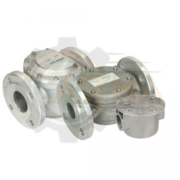 فیلتر گاز و هوا دانگز DUNGS مدل GF/1،GF/3،GF/4 - پیشرو صنعت آزما