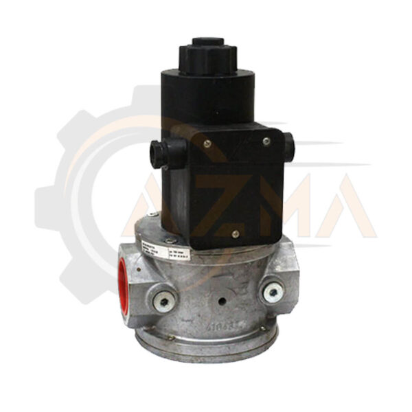 شیر برقی تکضرب گاز (سلونوئید ولو) کروم شرودر krom schroder مدل VG..R..N - پیشرو صنعت آزما