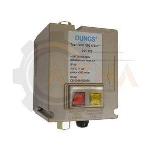 نشت یاب گاز دانگز DUNGS مدل VDK 200 A S02 - پیشرو صنعت آزما