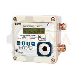 تصحیح کننده حجم گاز الستر جیوانزelster jeavons مدل EK220 - پیشرو صنعت آزما