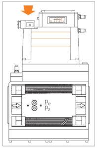 نصب نشت یاب گاز کروم شرودر krom schroder مدل CG 35-CG 45 - پیشرو صنعت آزما