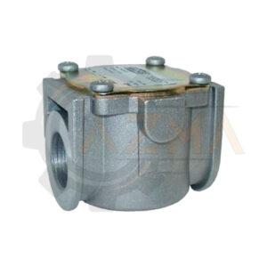 فیلتر گاز ماداس MADAS مدل FMC - پیشرو صنعت آزما