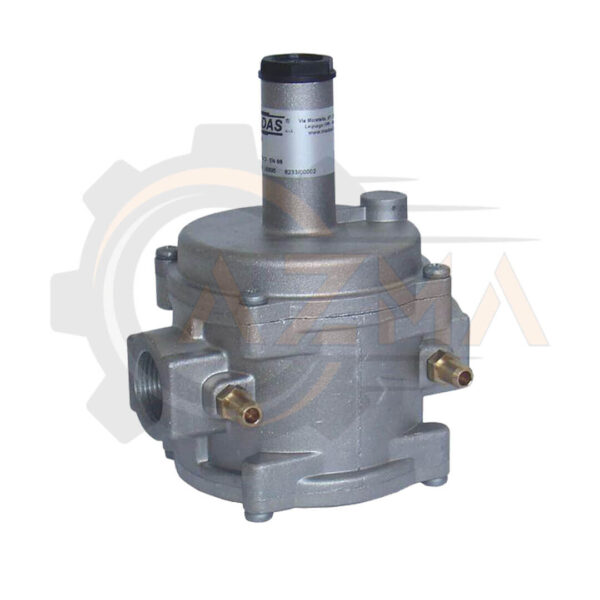بالانسر گاز ماداس MADAS مدل RG/2MT - FRG/2MT - پیشرو صنعت آزما