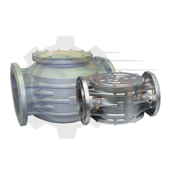 2 فیلتر گاز ماداس MADAS مدل FM - پیشرو صنعت آزما