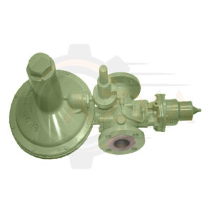 رگلاتور گاز صنعتی آر ام جی RMG مدل 273PL - پیشرو صنعت آزما