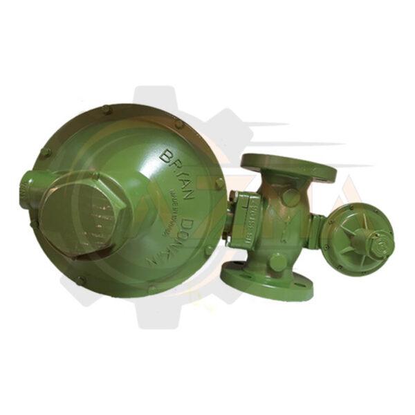 رگلاتور گاز صنعتی آر ام جی RMG مدل 274LR - پیشرو صنعت آزما