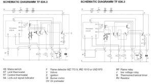 محل نصب رله مشعل گازی هانیولHoneywell مدل TF 834.3 یا TF 836.3 - پیشرو صنعت آزما