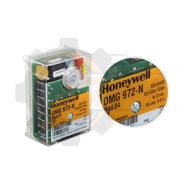 رله مشعل گازی هانیول Honeywell مدل DMG 972 - پیشرو صنعت آزما
