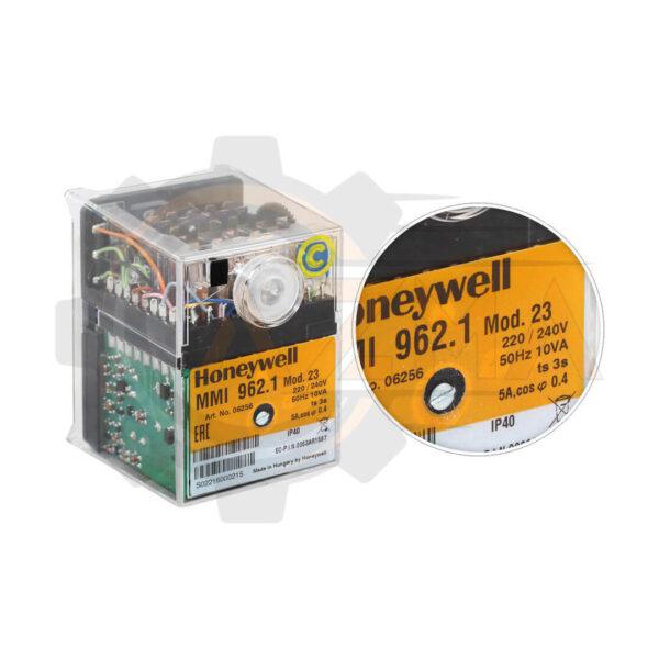رله مشعل گازی هانیول Honeywell مدل MMI 962.1 - پیشرو صنعت آزما