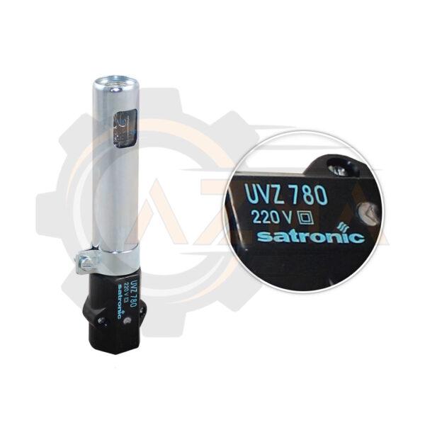 فتوسل (آشکار ساز شعله) هانیول/ساترونیک Satronic/Honeywell مدل UVZ780 آبی - پیشرو صنعت آزما