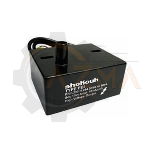 ترانس جرقه شکوه Shokouh مدل COF1 - پیشرو صنعت آزما