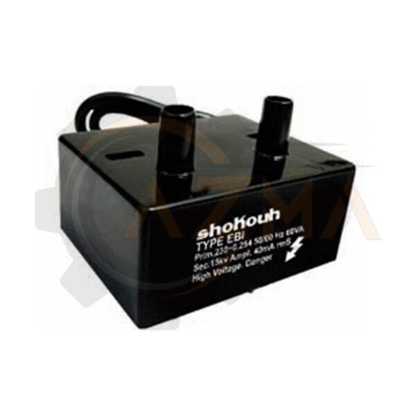 ترانس جرقه شکوه Shokouh مدل COF2 - پیشرو صنعت آزما