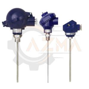 ترموکوپل (Thermocouple) ویکا WIKA مدل TC10-H - پیشرو صنعت آزما