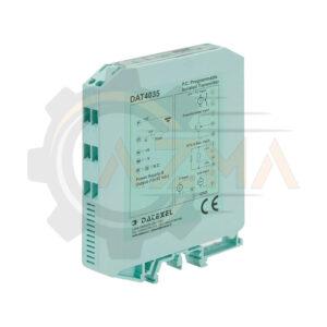 ترانسمیتر دما دین ریلدات اکسل (داتکسل DATEXEL)مدل DAT 4035 - پیشرو صنعت آزما