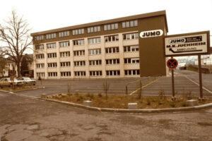 3.کارخانه جومو JUMO GmbH - پیشرو صنعت آزما