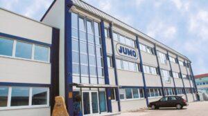 2.کارخانه جومو JUMO GmbH - پیشرو صنعت آزما